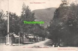 CPA 31 LUCHON BOULEVARD LAMBRON - Luchon