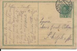 AU060 7 -  AUSTRIA - POSTKARTE DA TRENTO A S. MICHELE (TN) - 8.7.1918 - 1850-1918 Imperium