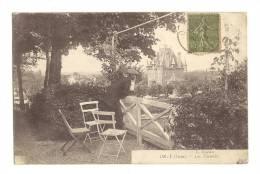 Cp, 94, Orly, Les Tourelles, Voyagée 1918 - Orly