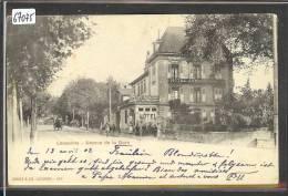 LAUSANNE - AVENUE DE LA GARE - TB - VD Vaud