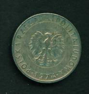 POLAND - 1974 20z Circ - Poland