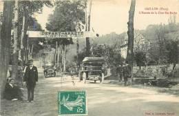 Réf : A -13- 2717 : Gaillon La Course De Côte (automobile) - Francia