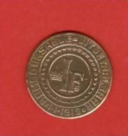 Belgique - 1915 - Ville De Gand - 1 Franc - - Belgique