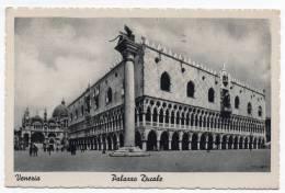 Cpa - Italia - Venise - Venezia - Palazzo Ducale - Palais Ducal - Venezia