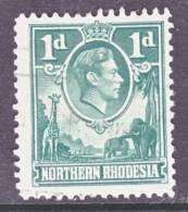 Northern Rhodesia  28  (o) - Northern Rhodesia (...-1963)