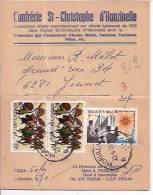 1517 Et 1361 Sur Document - Belgique