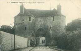 02 - CHATEAU-THIERRY - Porte St-Pierre (Visé Paris,n° 645, Catala 8) - Chateau Thierry