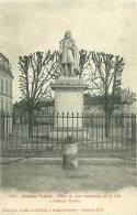 02 - CHATEAU-THIERRY - Statue De Jean De La Fontaine Né En 1621 à Château-Thierry (CollF.F. 47779 - Chateau Thierry