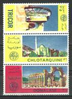 Egypt 1970 ( Industrial Pharmaceutical Labels - Landmarks Of Syria ) - See Descriptions - MNH (**) - Syrië