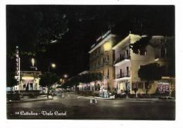ITALIE  /  CATTOLICA  ( Près RIMINI ) /  VIALE  CURIEL  ( Vue De Nuit, By Night ! ) /  Edit. ANGELI , Terni  N° 116 - Italie