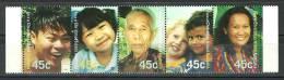 Christmas Island 2000 ( Faces Of Christmas Island ) - Complete Set - MNH (**) - Christmas Island