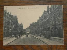 FIVES - St. MAURICE - Avenue Des LILAS Anno 1917 Feldpost ( Zie Foto´s Voor Details ) !! - Militaria
