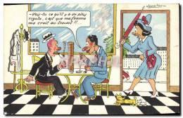 CPA Humour Jean De Preissac - Humour