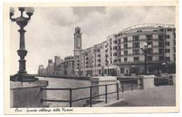 Cartoline Postale Italie Italia Bari Puglia Grande Albergo Delle Narioni Bon état - Bari