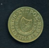 CYPRUS - 1994 20m Circ - Cyprus