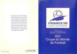 *FRANCIA - XVI COPPA DEL MONDO DI CALCIO* - FDC - FDC