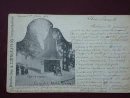 CHEVREMONT - La Chapelle Notre Dame En 1901 - Wasseiges