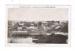 Compagnie Des Antilles - Propriétaire De La Marque RHUM CHAUVET  -  Rues De POINTE-à-PITRE - Pointe A Pitre