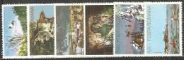 Romania 1978 Nuovo** - Mi.3523/28  Yv.3103/08 - 1948-.... Repubbliche