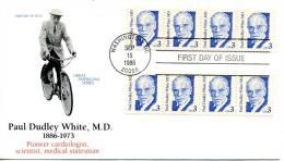 USA Paul White, Cardiologist, Heart Surgeon - Medicine