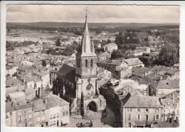 RAMBERVILLERS 88 - L'Eglise - CPSM Dentelée GF (1958) N° 3 -  Vosges - Rambervillers