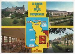- 50 - COSQUEVILLE (Manche) - LE RAYON DE SOLEIL  - - Autres Communes