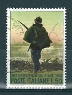 1967 RESISTENZA Sul PIAVE, 50 Lire USATO - 1961-70: Usati
