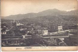 -- KORITZA -- VUE GENERALE -- ALBANIE 1916 -1918 -- - Albania
