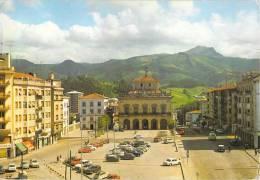 IRUN PLAZA SAN JUAN Y AYUNTAMIENTO / PLACE SAINT JEAN ET HOTEL DE VILLE - Non Classés
