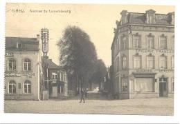 CINEY - Avenue Du Luxembourg  - Cachet Censure Allemande  (1831)o3 - Ciney