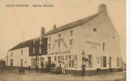 Petit Doische Maison Blanche Dambly Caussin Frontiere Daguin Givet 1933 Pompe Essence - Belgique