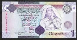 LIBYE LIBYA  P71  1   DINAR    2009    UNC. - Libya