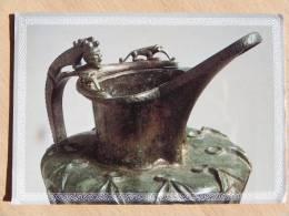Alto Corpo Decorato A Sbalzo V Sec. A C /Salzburger Museum Carolino Augusteum - Sculture