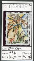 Vatikan - Vaticane - Michel 996 -  Oo Oblit. Used Gebruikt - Vaticano (Ciudad Del)