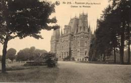 BELGIQUE - NAMUR - ASSESSE - Château De Mianoye. (n°219). - Assesse
