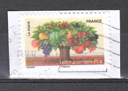 "FRANCE / 2011 / Y&T N° AA 530 : ""Terre"" (Arbre Avec Fruits) - Usuel Du 21/12/2012 - France"