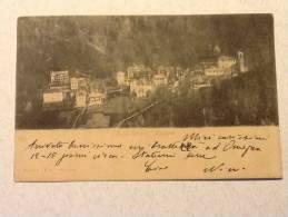 CART.VALLE STRONA (Fornero) VIAGGIATA DEL 1911 COND. BUONE - Verbania
