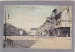 Periers - Principale Place Du Marché - Ed Delisle - France