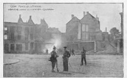 LEUVEN - LOUVAIN - WW1 - PLACE DE LA STATION - Leuven