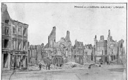 LEUVEN - LOUVAIN - WW1 - MARCHE DE LA VERDURE - Leuven