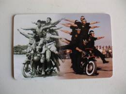 Portuguese Pocket Calendar Police/Guard/Guarda Nacional Republicana 2000 - Tamaño Pequeño : 1991-00
