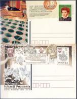 #F435. Poland 2000-03. Art. Two Stationaries. Unused - Enteros Postales