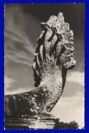 CAMBODGE. ANGKOR-VAT. Nâga-Serpent à 7 Têtes. (C.P.S.M. - Petit Format.) - Cambodia