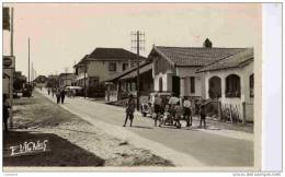 40-VIEUX-BOUCAU-Avenue De La Plage-Très Animée - Vieux Boucau