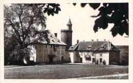 54 - Cirey-sur-Vezouze - Château De Chatillon - Cirey Sur Vezouze