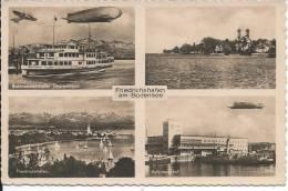 ALLEMAGNE - FRIEDRICHSHAFEN AM BODENSEE - Friedrichshafen