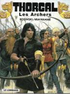 """Album Thorgal, """"les Archers"""" Par Rosinski-Van Hamme, édition Le Lombard. Edition Réalisée Pour Mc Donalds. - Livres, BD, Revues"""