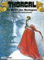 """Album Thorgal, """" Le Maître Des Montagnes"""" Par Rosinski-Van Hamme, édition Le Lombard. Edition Réalisée Pour Mc Donalds. - Livres, BD, Revues"""