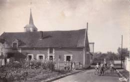CPA 89  FLACY ,le Café De La Mairie. (animée) - Autres Communes