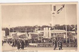 EMPIRE EXHIBITION, SCOTLAND 1938 - BANDSTAND AND TOWER - Exhibitions